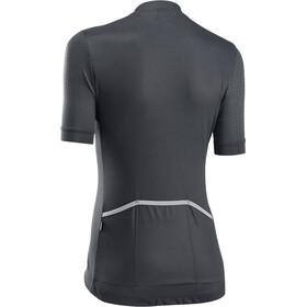 Northwave Active Short Sleeve Jersey Women, negro